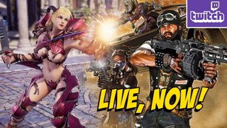 Soul Calibur 6 Update! New Costumes & More...Blackout Update Later?! Both PS4 (Tues 2-19)