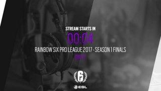 RAINBOW SIX PRO LEAGUE 2017 - SEASON 1 - FINALS