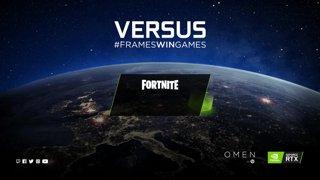 VERSUS #FramesWinGames - Fortnite dzień 1 turnieju !plan