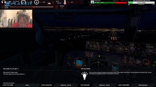 MatureGamerHD - X-Plane11 KMIA to KMCO - short hop on the Zibo 738
