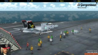 Mission #3: Strike | P3D@War | F/A-18E | United Protection