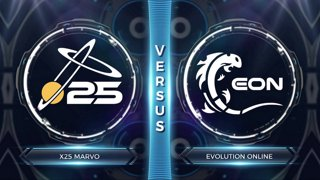 FCS S3 Round 6 X25 Marvo vs EON