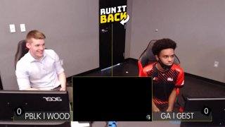 Run It Back - GA | Geist (Bayo) vs PBLK | WOOD (G&W) Pool C3 WS - Smash Ultimate Singles