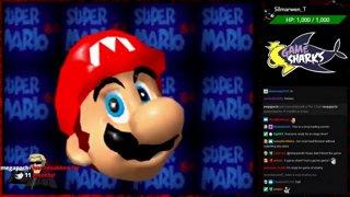 Game Sharks S3: Challenge 6 - Super Mario 64 (19 stars)