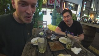 Sendai, JPN - Exploring a New City Solo - NEW !YouTube !Jake !Discord - @JakenbakeLIVE on !Socials