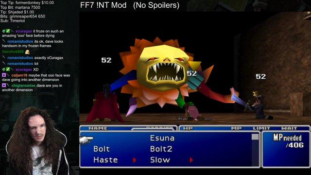 FF7 Mod - New Threat v1 5 - Episode 3 (PT 2)