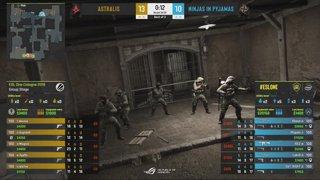 RERUN: CS:GO - Vitality vs. Heroic [Inferno] Map 2 - Group B - ESL One Cologne 2019