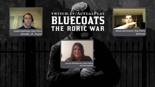 Bluecoats of the Watch: The Ghoul Case - Episode 14 (Part 2)
