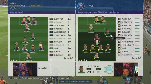 175473381e4a9 PESLeague - PESLEAGUE 2019 powered by Gamestop - GERMAN NATIONAL FINAL LIVE  - Twitch