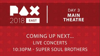Main Theatre - Saturday Night Concerts - Super Soul Bros. - Saturday Night Concerts