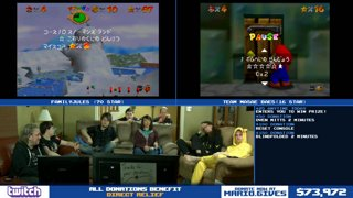The Runaway Guys Colosseum: Bonus Game - Super Mario 64 | Part 3