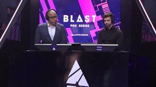 BLAST Pro Series Miami 2019 – Round 3: Na'vi vs. Liquid