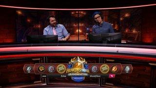 Zalae vs bloodyface - Hearthstone Grandmasters Americas S2 2019 - Week 7