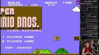 Super Mario Bros. Switch (NES Emulator)