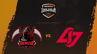 Demise vs CLG Red - Mirage - Semi-Final - DreamHack Showdown Valencia 2019
