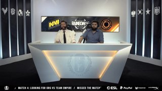 Natus Vincere vs. Chaos – Rainbow Six Pro League – Season X – EU