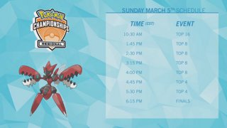 2017 Pokémon St. Louis Regional Championships – VGC Day 1