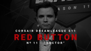 Red Button #11 - CORSAIR DreamLeague S11 - The Stockholm Major