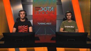 Team Singularity vs Ad Finem game 3