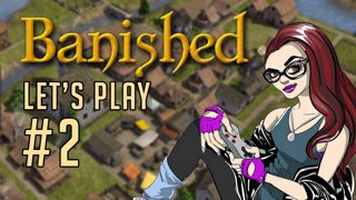 [LP-Banished] #2 Let's Play Banished!