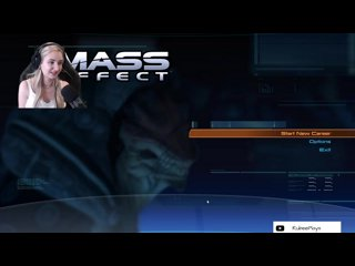 Highlight: Mass Effect Ep 1. - I'm just here to date aliens