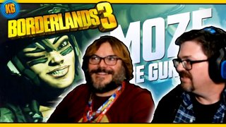 Jack Black (Jablinski Games) & K6 play #Borderlands 3 Moze