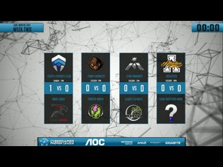 AOC CGPL Winter Wk2 - Chiefs VS Dark Sided Game 2