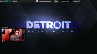 Detroit: Become Human Playthrough Part 1