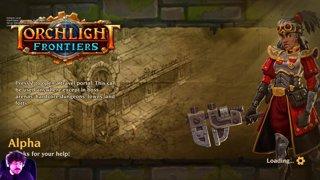 PlayTorchlight - [Torchlight Frontiers] Closed Alpha 3 - Key