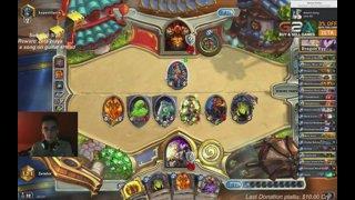 Greedy Druid Game