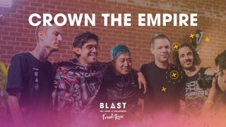 BLAST Pro Series Los Angeles 2019 - Front Row - Crown the Empire