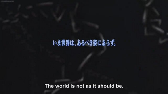 Persona 5 the Animation Episode 01 (English Subbed)
