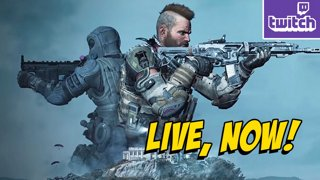 BLACKOUT UPDATE - New Map & Squad Stream w/YoVideogames (4-2)