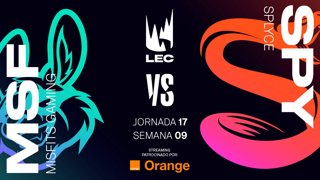 Destacado: [ESP] LEC - LEAGUE OF LEGENDS - JORNADA 17 SEMANA 9 #LECenLVP9