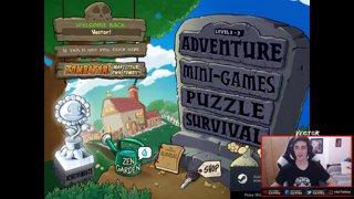 MODO PUZZLE COMPLETO - Plants vs. Zombies (Capitulo 6)