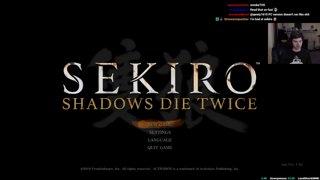 Sekiro First Playthrough Part 1
