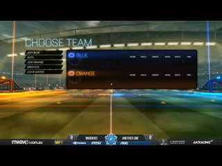 Mwave CGPL Autumn Rocket League Week 7 - Invidious VS Another One