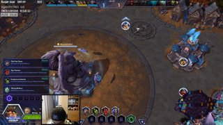 chu8 - Using The Lost Vikings as a Counter to Abathur - Full Gameplay on Cursed Hollow