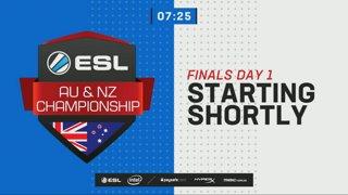 LIVE: ESL AU&NZ Championship 2018 Season 1 Finals - Live from Supanova Sydney