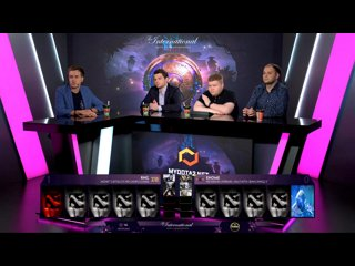видео: EHOME vs Royal Never Give Up game 2
