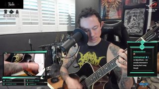 Matt Heafy (Trivium) - Westside - This Wild Life I Acoustic Cover