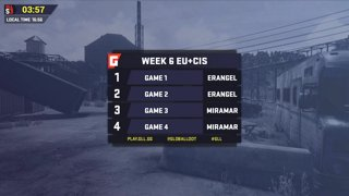 RERUN: GLL Season 3 Alpha Division - Week 6