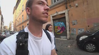 !EU TRIP DAY 17 - ROME, ITALY ANCIENT ROME W/ !Water jnbShiba - NEW !YouTube !Jake !Discord - Follow @jakenbakeLIVE