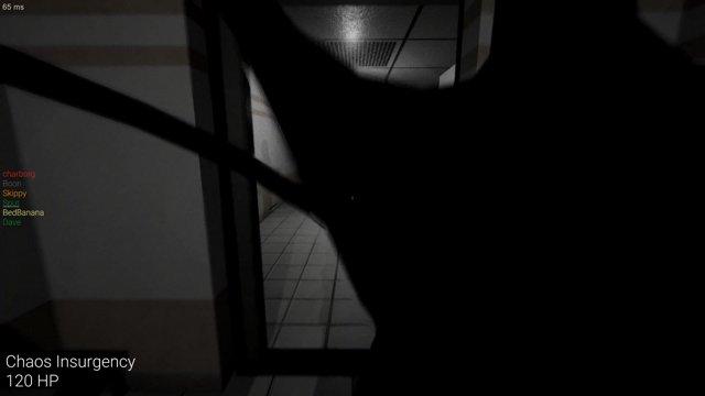 SCP Secret Lab: The Backwards Man VOD