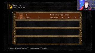 Charity Meme-Stream - Dark Souls 1 Remastered SL1 All bosses