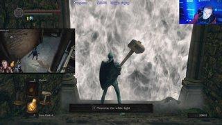 Charity Meme-Stream - Dark Souls 1 Remastered SL1 All bosses @Elajjaz