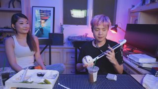 mukbang with Smix! chatting about Starcraft 2, classical music, and other stuff