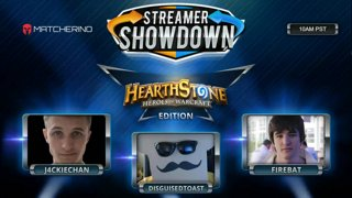 Stream Showdown #5 w/ DisguisedToast, Firebat, Noxious, & J4ckieChan