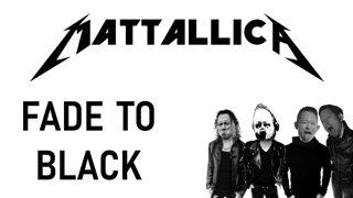 Matt Heafy (Trivium) - Metallica - Fade To Black I Acoustic Cover