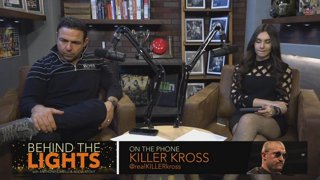 Pro Wrestling Talk with Anthony Carelli, Alicia Atout and Killer Kross! Behind The Lights: Episode 31